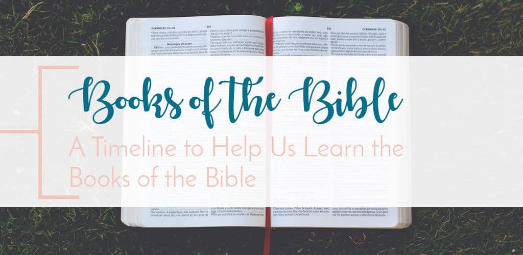An open Bible can be intimidating. This short, general timeline can help us better learn the books of the Bible. Gaining Knowledge; Looking at the Timeline of the Bible to Learn the Order of the Books of the Bible