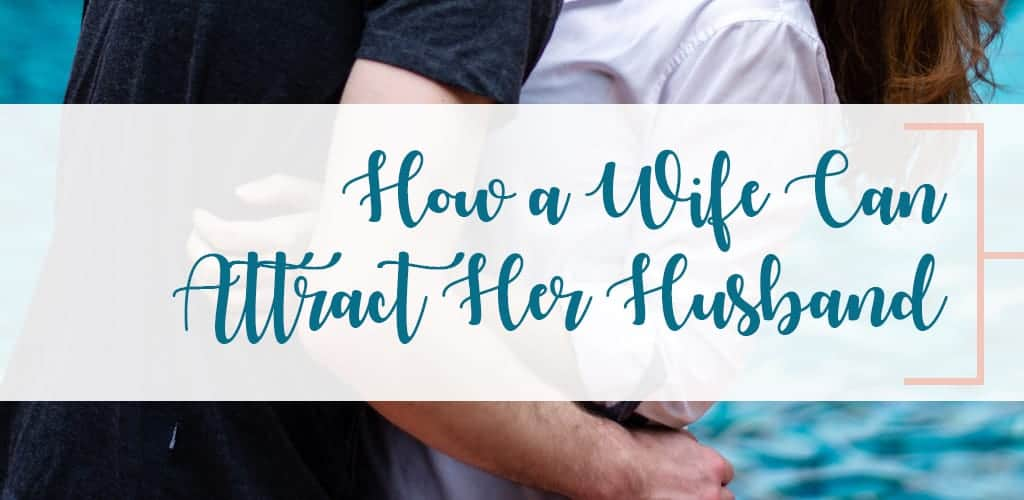 A husband and wife embraced in attraction. But sometimes we can get into a rut. Here are ways how you as a wife can attract her husband.
