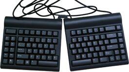 Staggered split keyboard  ShopWPH.com  1