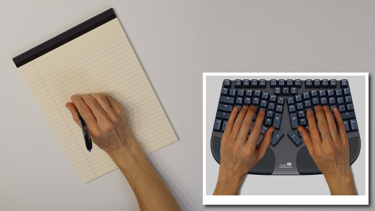 Truly Ergonomic Cleave Pain Free Productivity