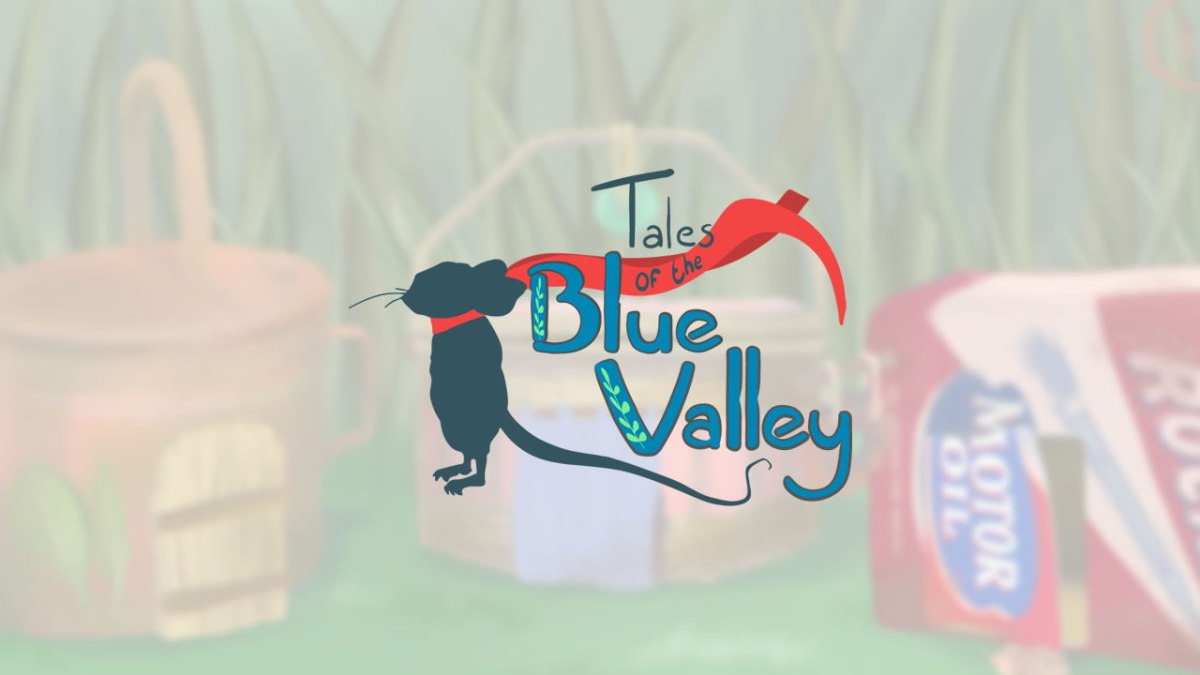 Friday Itch - Tales of the Blue Valley