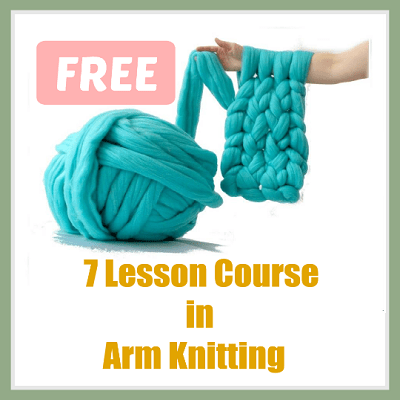 chunky knit blankets course