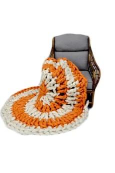 merino wool rug tutorial