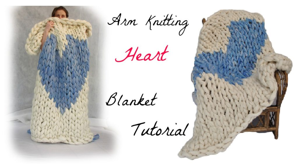 Arm Knitting Step By Step : Arm knitted projects archives truly majestic
