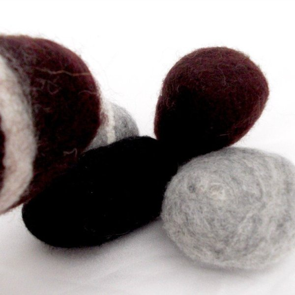 catnip toy, eco friendly, wool