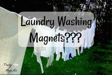 magnet laundry system