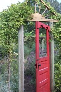 A Welcoming Door