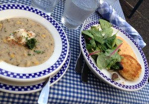 Dukes_Crab_Chowder_and_Crab_Cakes