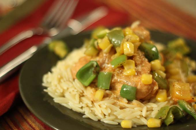 Healthy Chicken Dinner Recipe