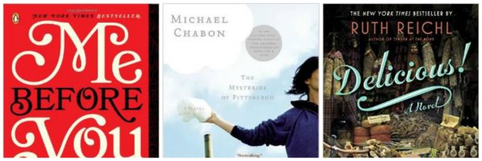 Best of Fiction Books 2014