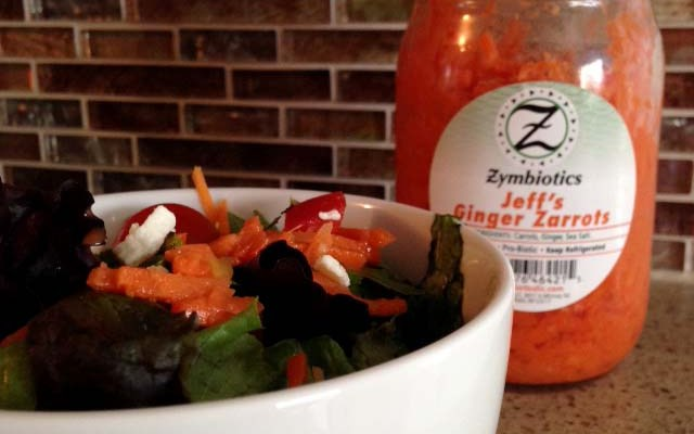 Ginger Carrots Finally Make Me Like Salads