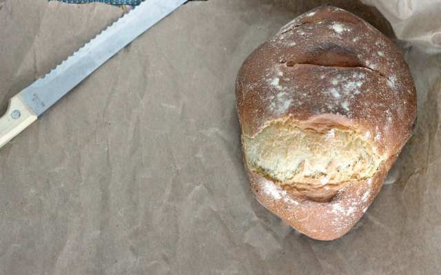 January Challenge – How to Bake Bread