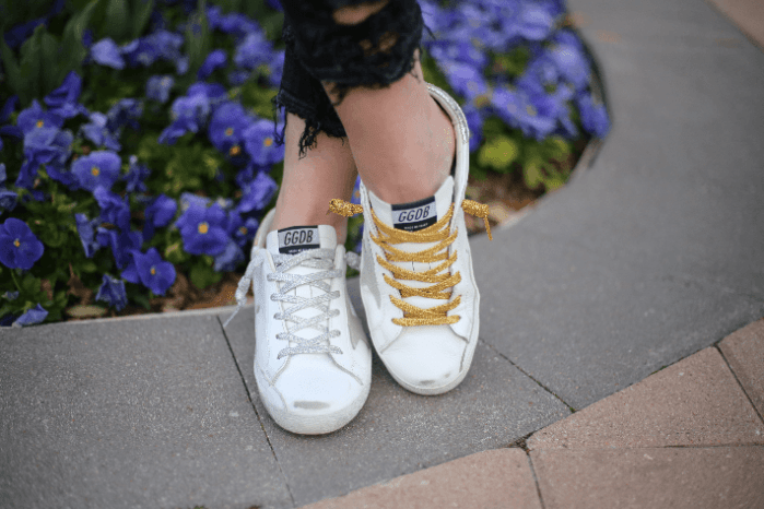 Why I Splurged On A Pair Of Golden Goose Sneakers & Do I Think They Are Worth It?