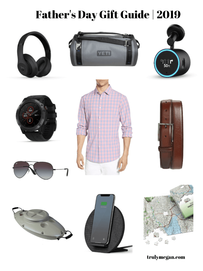 Father's Day Gift Guide | 2019
