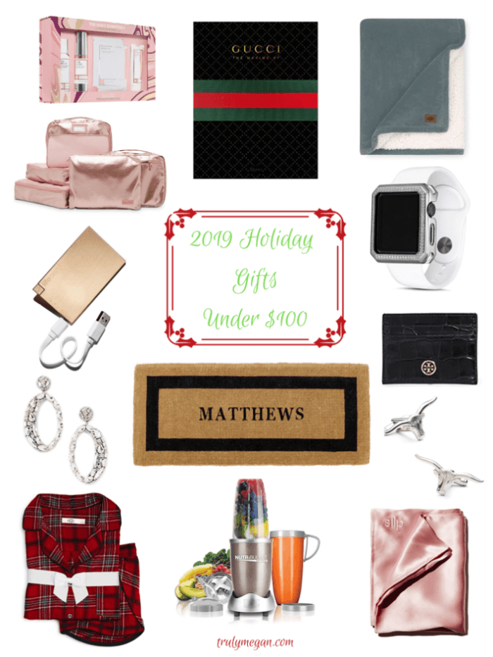 2019 Holiday Guide | Gifts Under $100