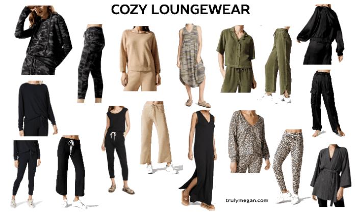 Cozy Loungewear + 5 Books On My Quarantine Reading List