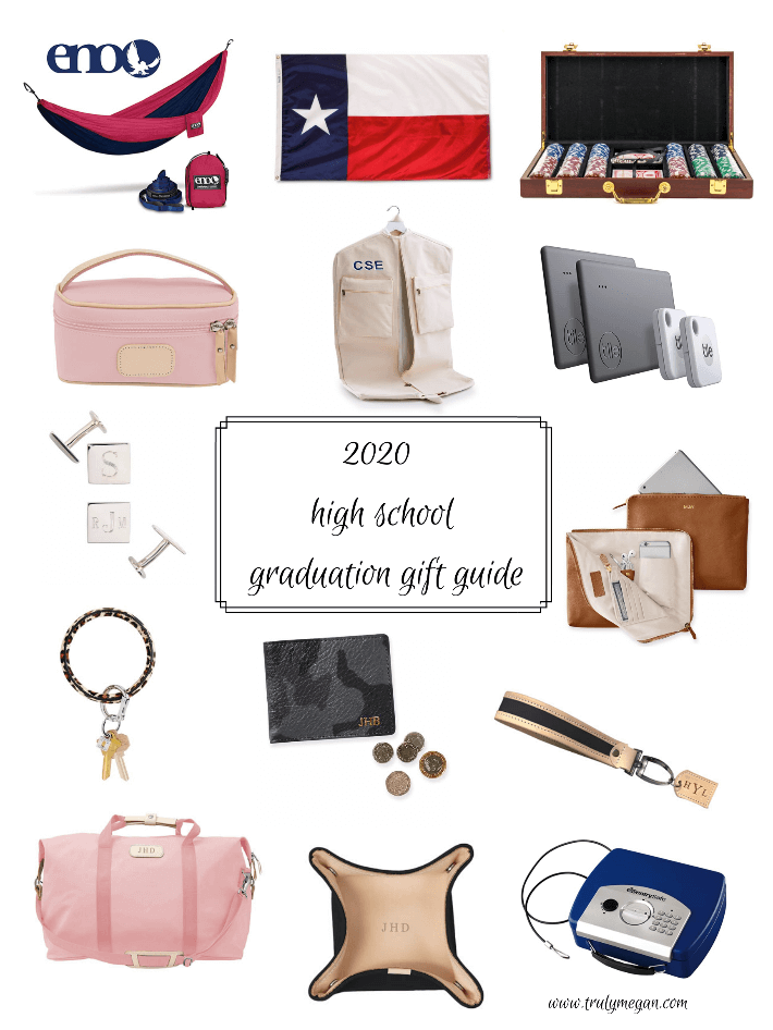Truly Megan Blog shares all her best 2020 High School Graduation Gifts!