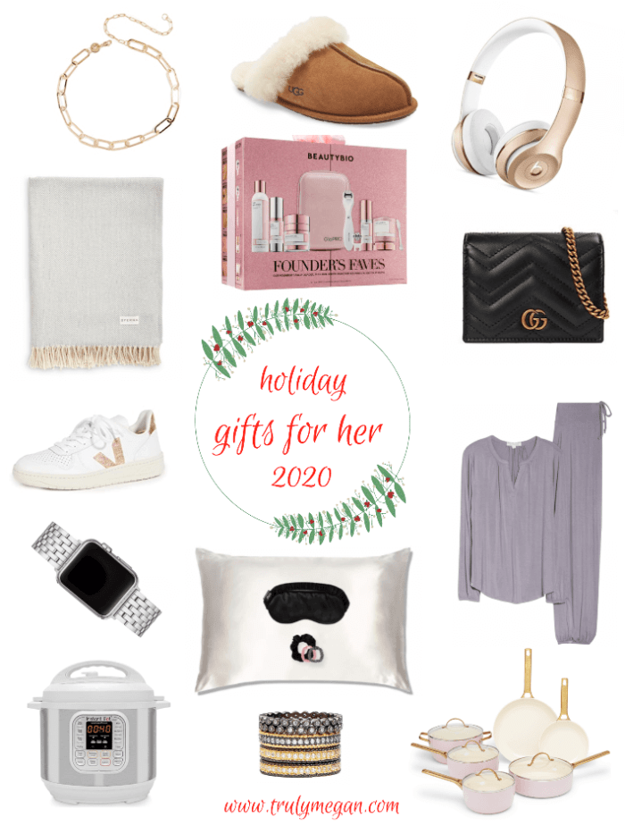 2020 Holiday Gift Guide: Gifts For Her + A $600 BeautyBio Giveaway!