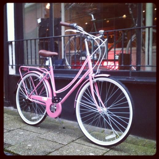 bobbin pink
