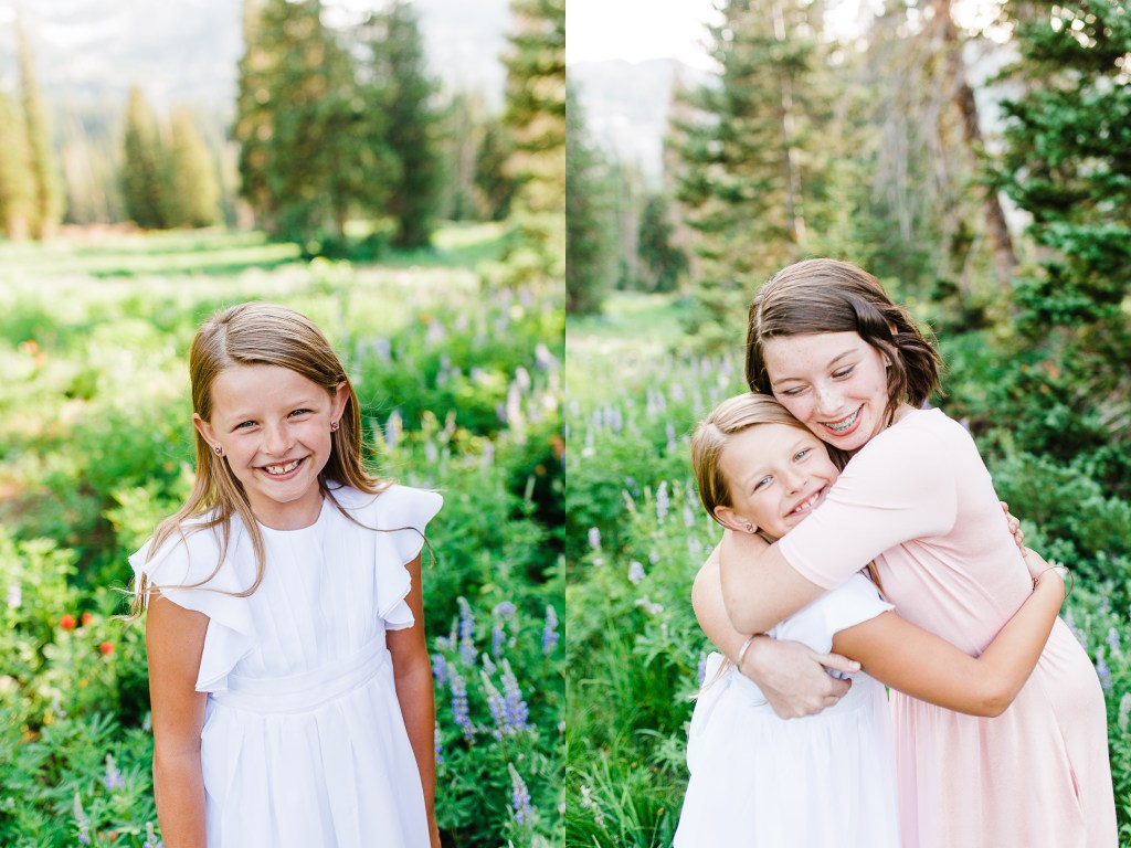 Albion Basin Wildflowers | Truly Photography | Utah Family Photographer