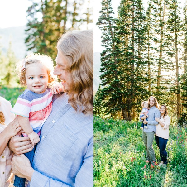 Utah Family Photographer | Albion Basin Mini Session