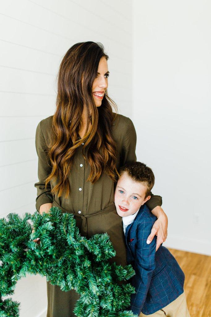 Christmas Mini Sessions   Utah Photographer