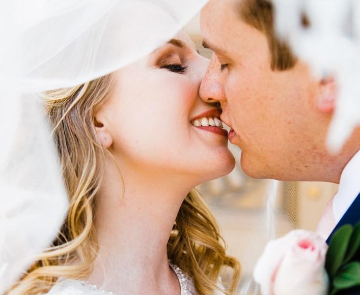 Bountiful Temple Wedding   Utah Wedding Photographer   Truly Photography