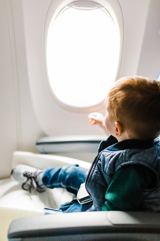 5 Tips for Flying with a Baby | Truly Photography