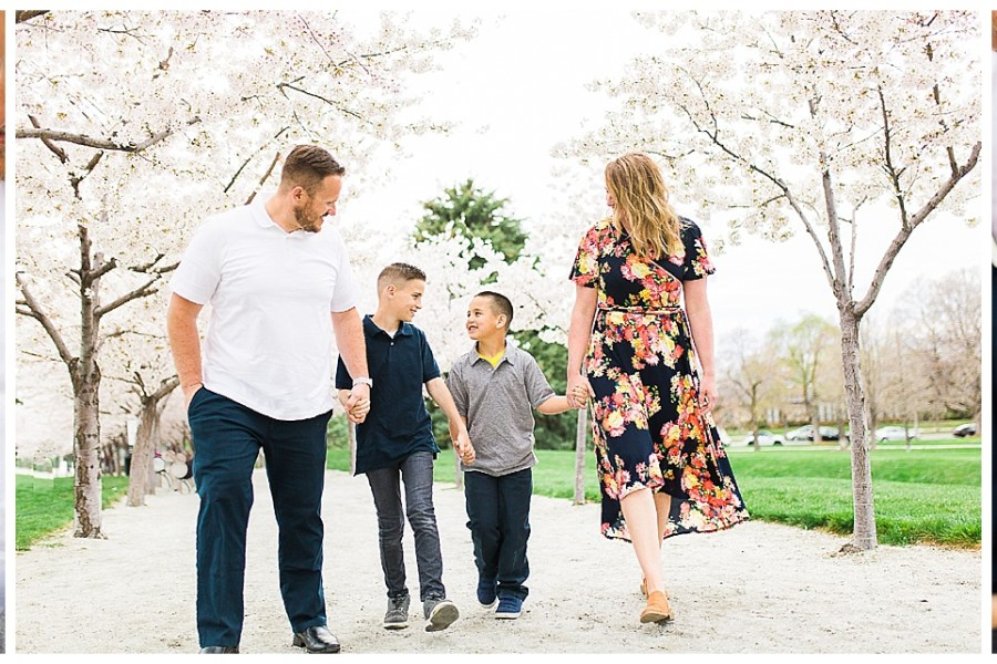 Utah Capitol Family Pictures | Utah Family Photographer