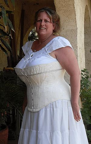 tve01  1903 edwardian corset  truly victorian