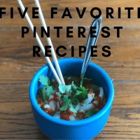 Staying at Home and Wondering What to Cook? Here Are Five Favorite Pinterest Recipes