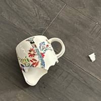 Overflowing Cupboards, Shattered Mugs, and the Goodness of God