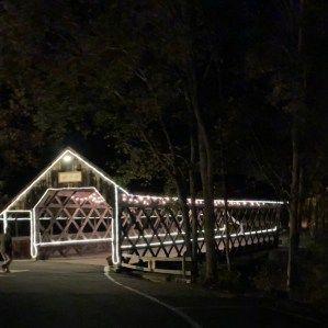 Bull Run Covered Bridge