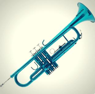 Mendini Trumpet
