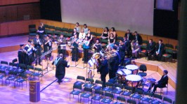 RWCMD Graduation Ceremony 2005