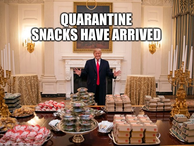 Hamberders for breakfast