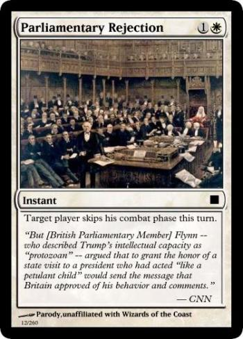 parliamentary-rejection