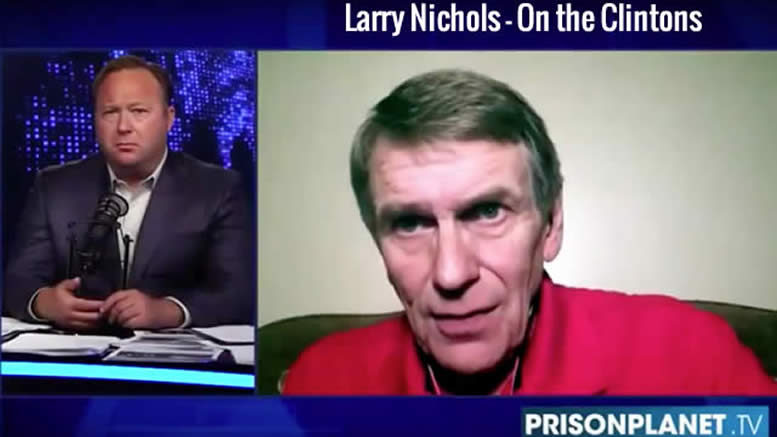 Larry Nichols confessed Clinton Hit-man