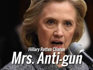 Mrs Anti-gun