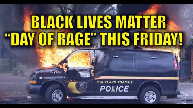 BLM DAY OF RAGE