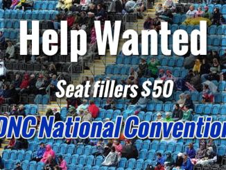 DNC Seat fillers
