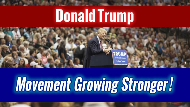 Why does Trump the Movement continue to grow?
