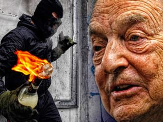 Soros is in charge