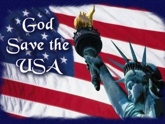 God Save the USA