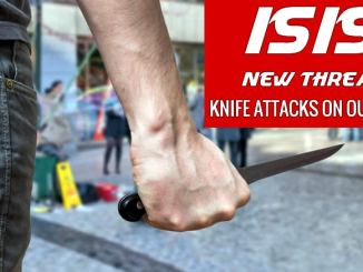 ISIS Knife Attacks