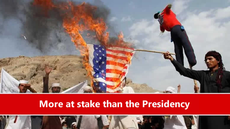 not just a President
