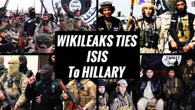 Hillary's ISIS Email