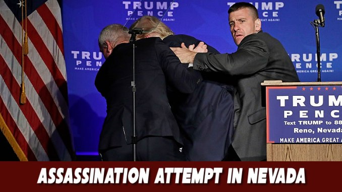 Trump assassination attempt