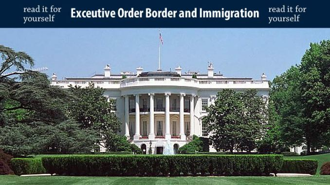 border security and immigration