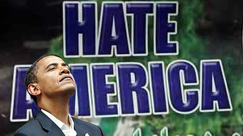 Obama Hates America | Look what he did to our Country!